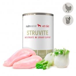 STRUVIT • ANTI-STRUVITSTEINE, UNTERSTÜTZUNG DER UNTEREN HARNWEGE - Huhn + Fenchel